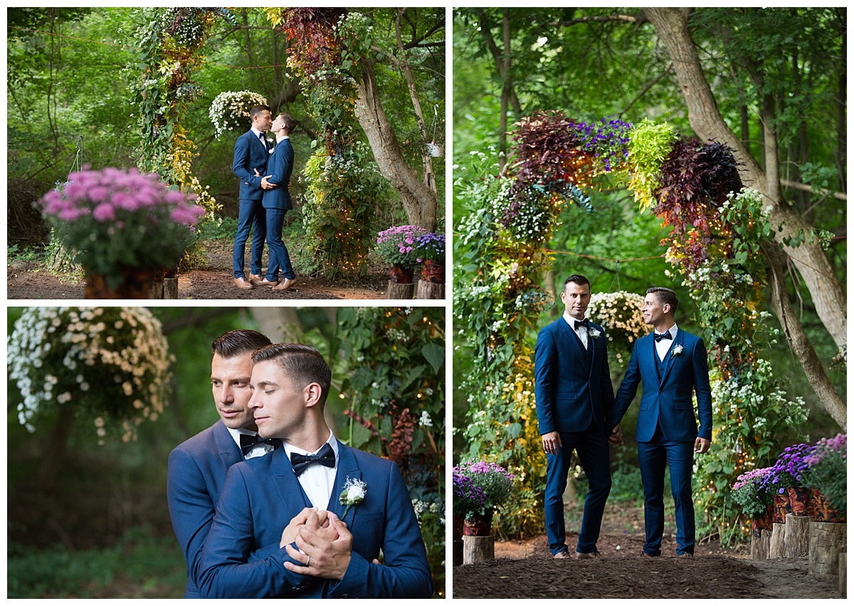 same sex wedding, diy wedding, new york wedding, ciao bella studios