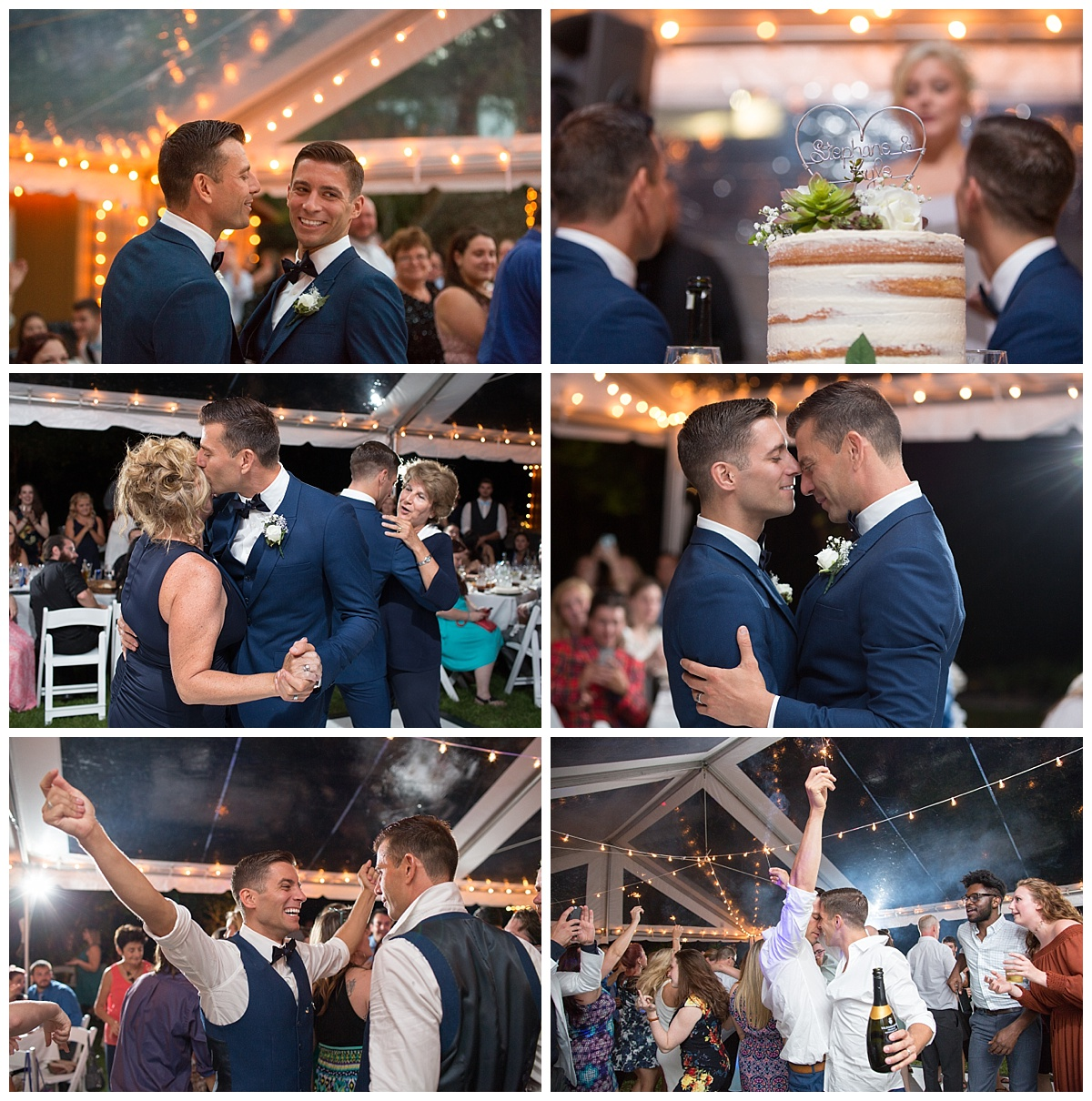same sex wedding, rochester NY, new york wedding, DIY wedding, backyard wedding, tent reception