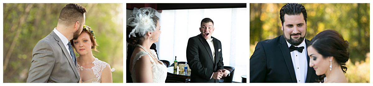 Bride and Groom portraits, Rochester NY wedding photographer
