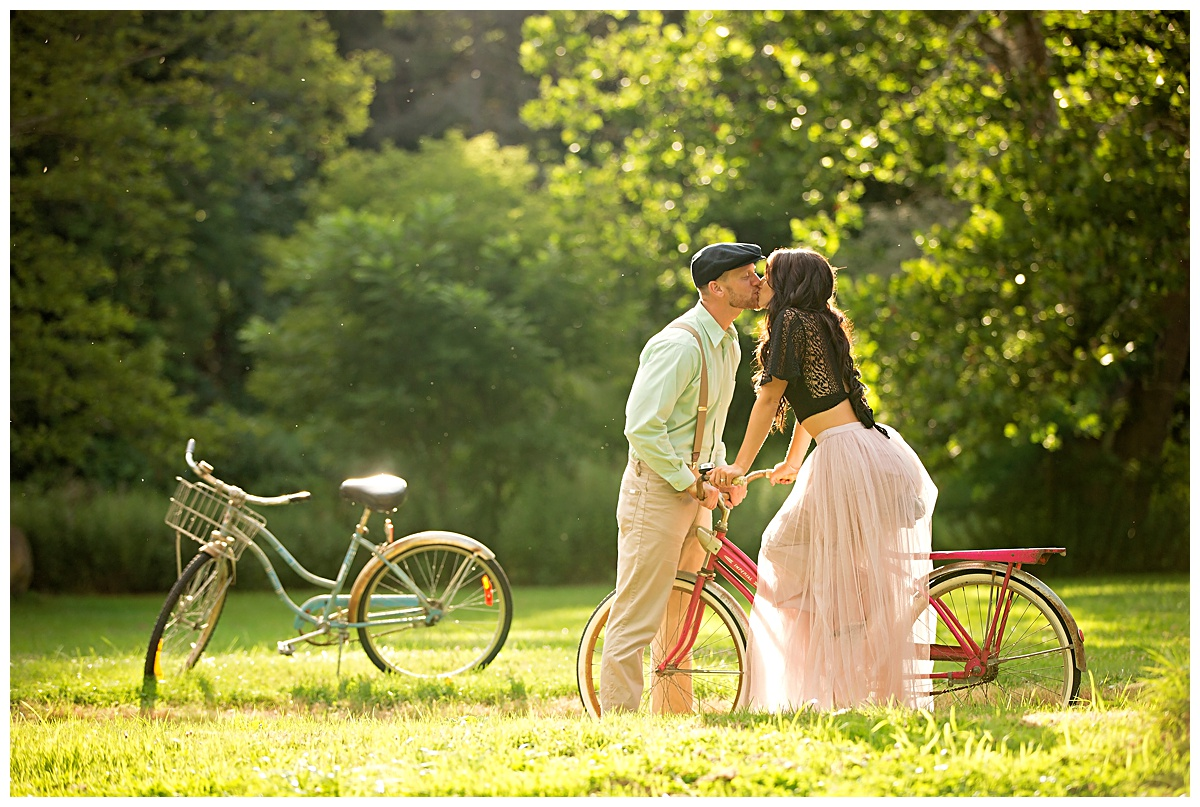 Vintage engagement session, fingerlakes wedding photographer, engagement photographer