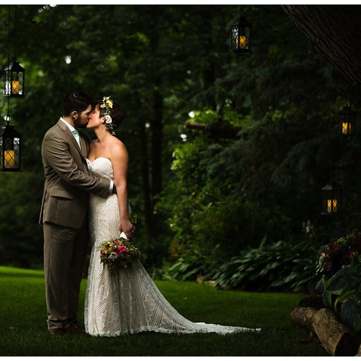 Joyful Wedding Photography at The Beal House in Victor, New York