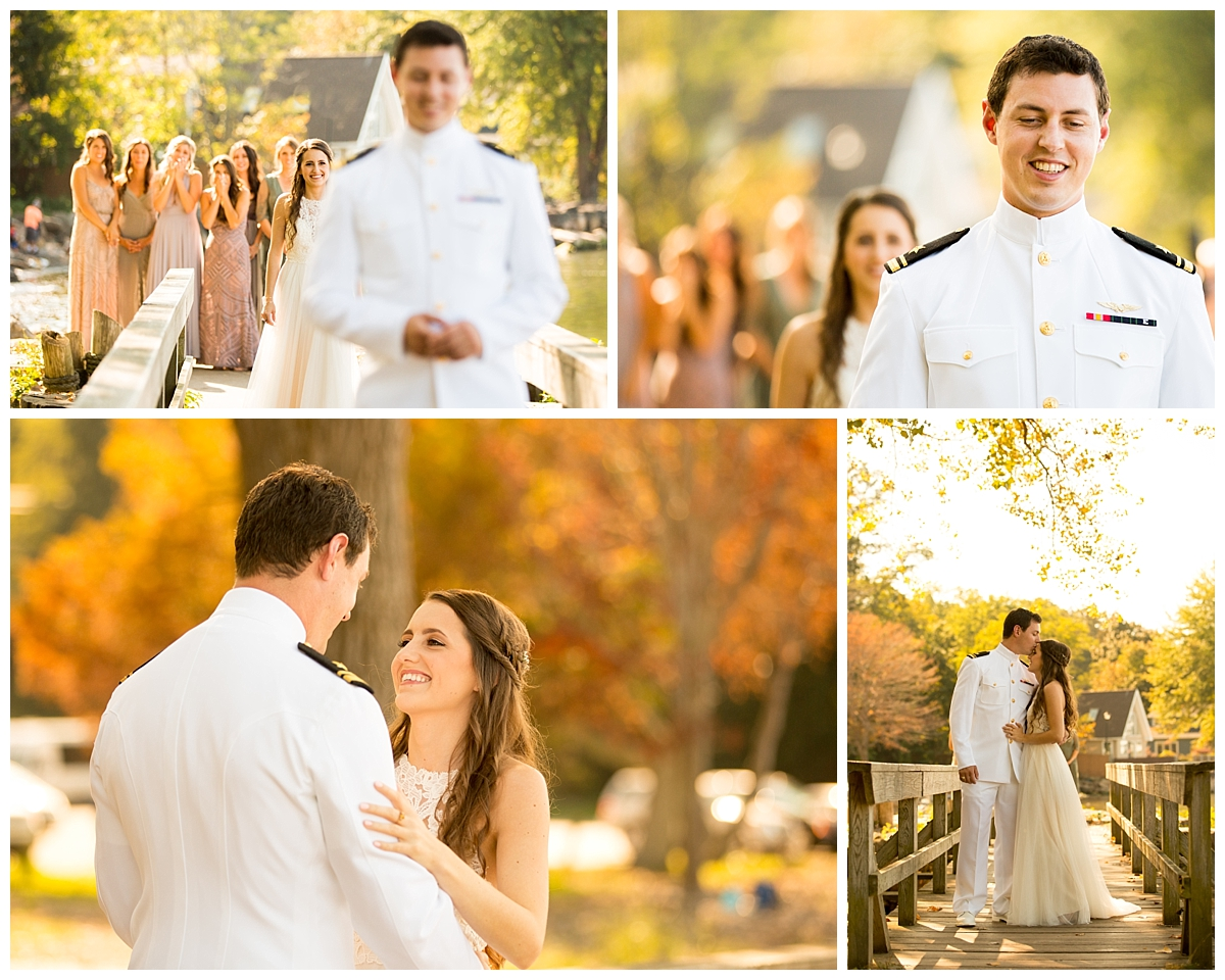 First Look, Bohemian wedding, webster park