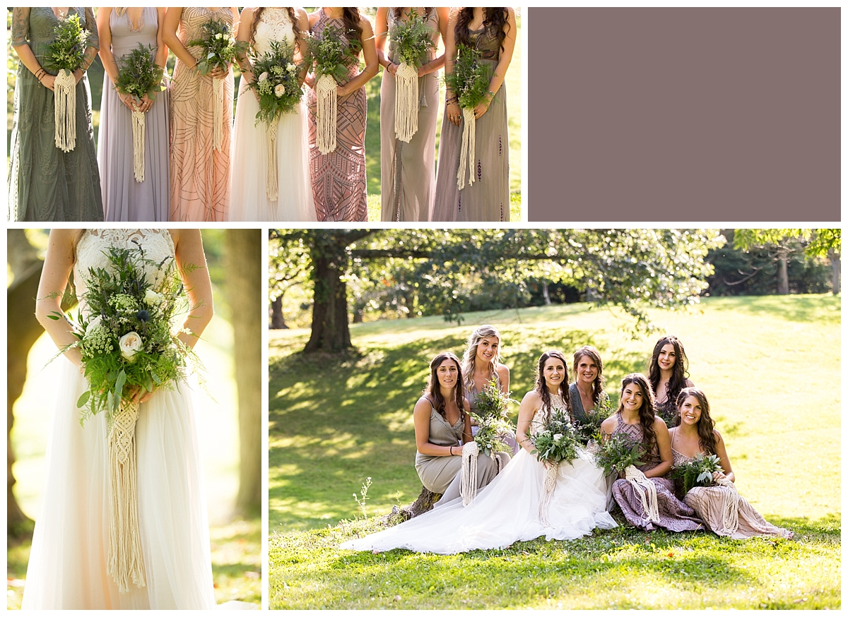 boho chic florals, boho wedding, kittelbergers wedding