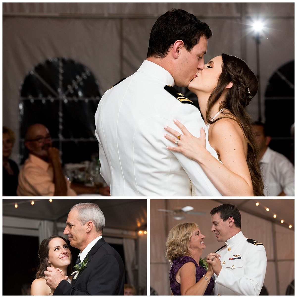first dance, parent dances, ciao bella studios