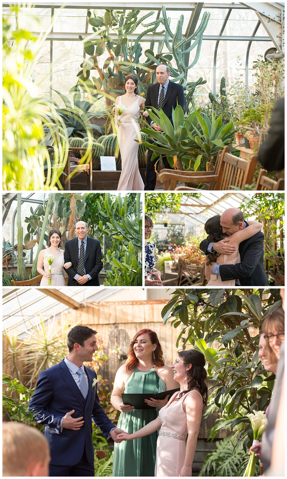 Highland Park Wedding, Lamberton Conservatory Wedding, Rochester New York, Wedding photographer