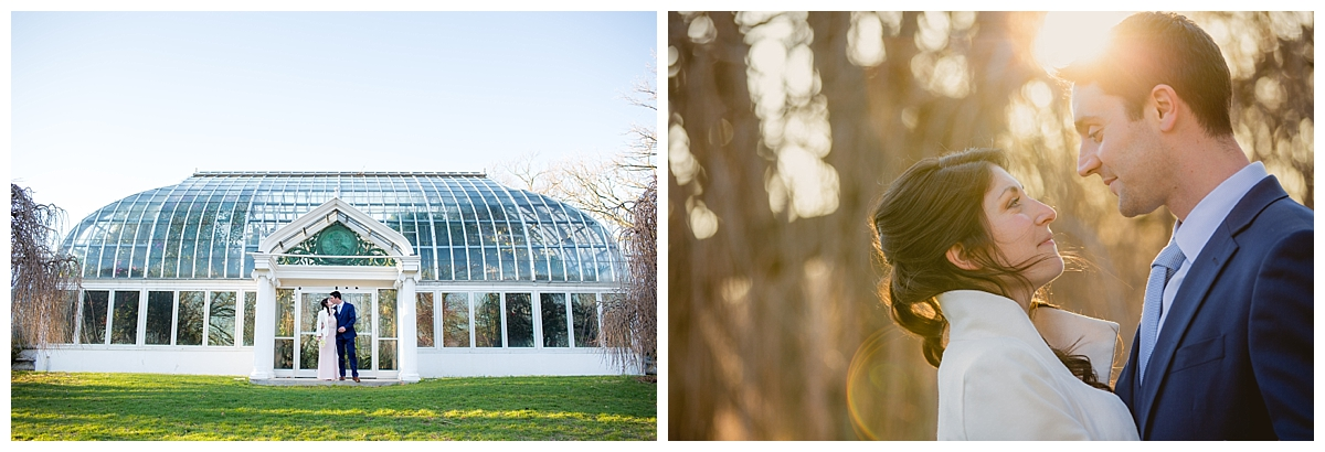 Lamberton Conservatory Wedding, Highland Park Wedding, New York Wedding